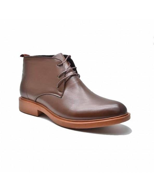 Boots à lacets