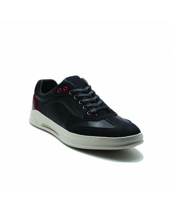 Baskets homme - Black Red