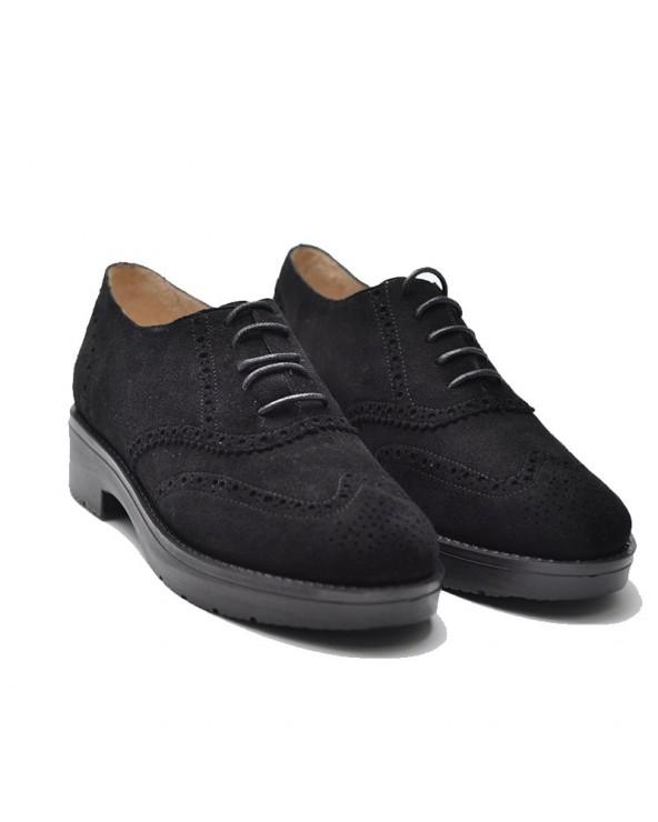 Chaussures Derbies En Cuir...