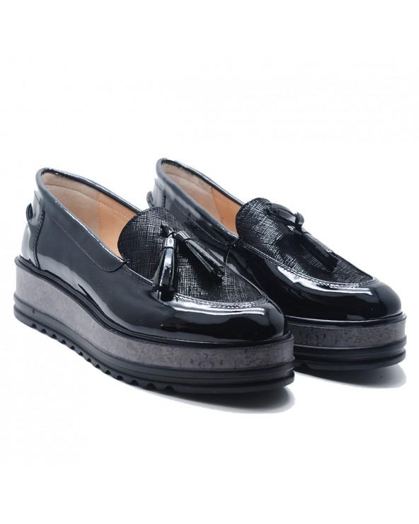 Chaussures Compensées En...